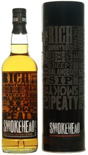 Smokehead Scotch Single Malt 750ml